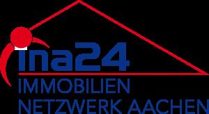 Ina24 Immobiliennetzwerk Logo